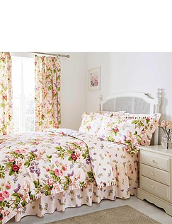 Delphine Quilt Cover Set by Belledorm