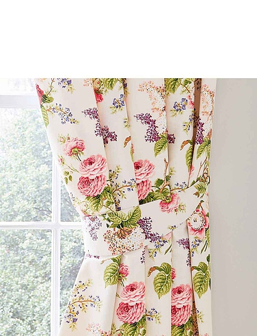 Delphine Lined Curtains by Belledorm
