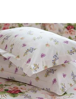 Delphine Oxford Pillowcase Pair by Belledorm