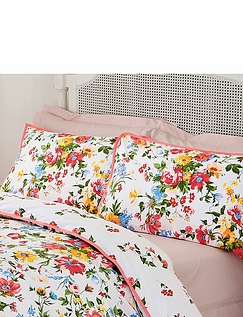 Mia Pillowcase Pair by Belledorm