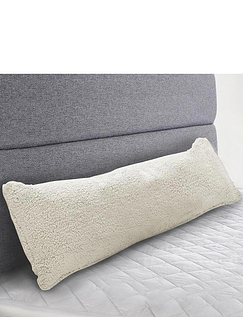 Bolster Fleece Pillow
