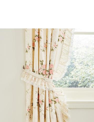 Vantona Charlotte Lined Curtains