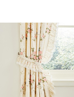 Charlotte Lined Curtains by Vantona