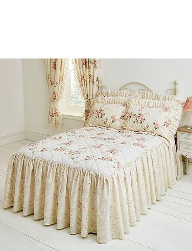 Vantona Charlotte Quilted Bedspread