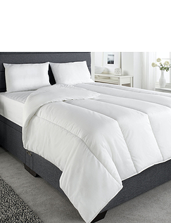 Anti Bacterial Duvet 13.5 Tog with Free Pillow