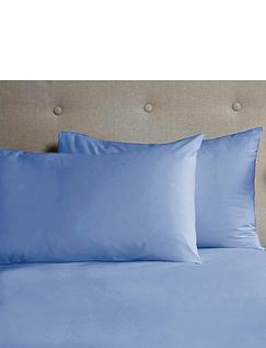 Percale Pillowcase Pair