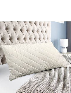 Superior Quilted Memory Foam Pillow by Downland
