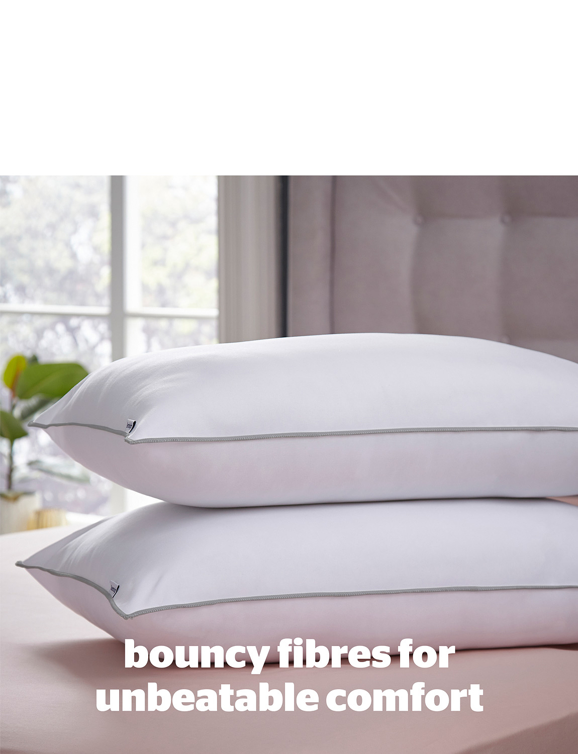 Silentnight Ultra Bounce Pillow