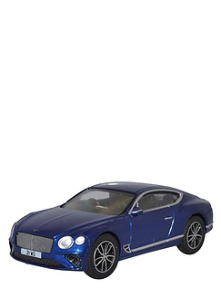 Bentley Continental G T Peacock Blue