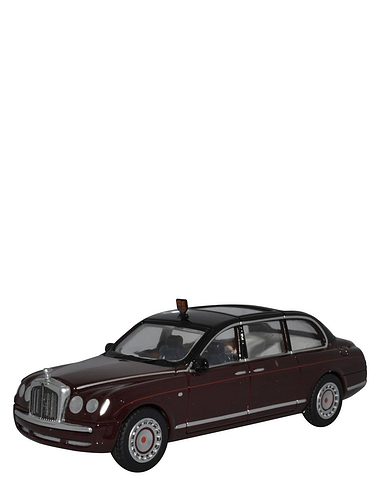 Bentley State Limousine H M The Queen