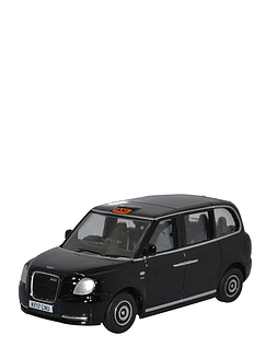 L E V C Electric Taxi Black