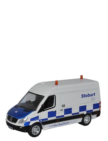Mercedes Sprinter Van Stobart Air