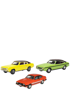 3 Piece Ford Capri Set