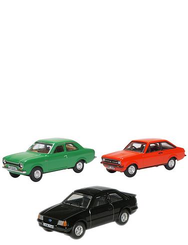 3 Piece Ford Escort Set