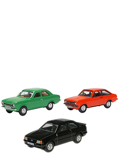 3 Piece Ford Escort Set