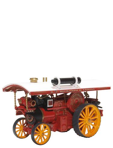 Burrell 8nhp D C C Showmans Locomotive Vanguard
