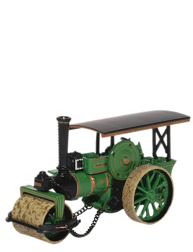 Fowler Steam Roller City of Truro
