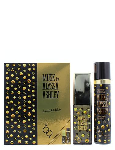 Alyssa Ashley Musk Limited Edition Eau de Parfum Gift Set