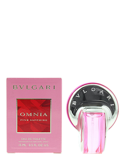 Bulgari Omnia Pink Sapphire Eau de Toilette 15ml
