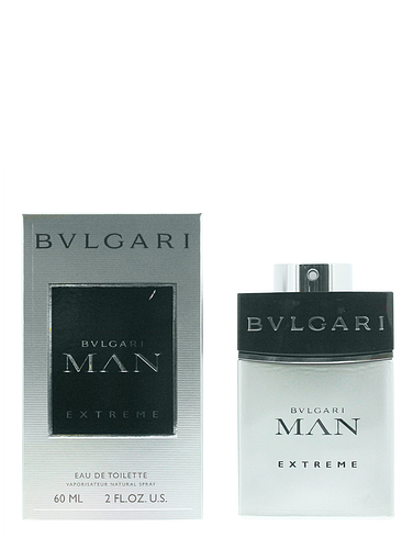 Bulgari Man Extreme Eau De Toilette 60ml