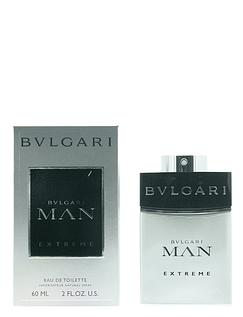 Bulgari Man Extreme Eau De Toilette 60ml
