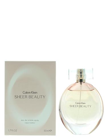 Calvin Klein Sheer Beauty Eau de Toilette 50ml