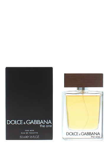Dolce and Gabbana The One For Men Eau de Toilette 50ml