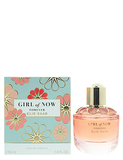 Elie Saab Girl Of Now Forever Eau de Parfum 50ml