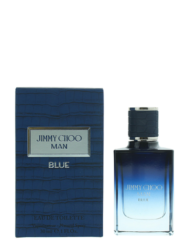 Jimmy Choo Man Blue Eau de Toilette 30ml