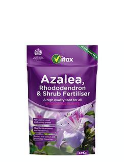 Vitax Azalea Rhododendron and Shrub Feed 900g