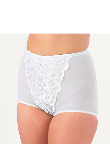 Pack Of 2 Control Briefs