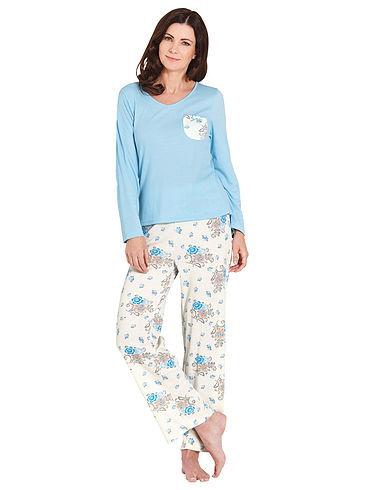 Jersey Interlock Pyjama