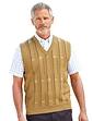 Woodville Jacquard Design Slipover